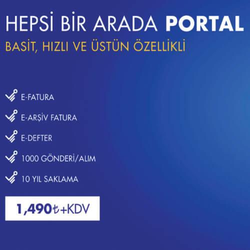 Hepsi Bir Arada Portal