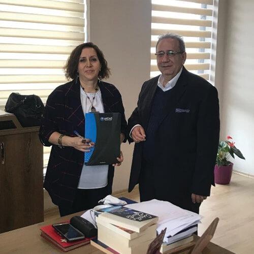 İstanbul Üniversitesi & Akead Yazılım İşbirliği