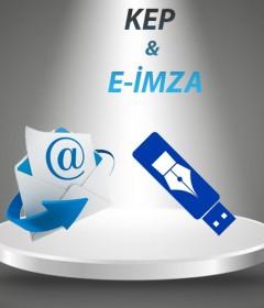 KEP & E-İmza