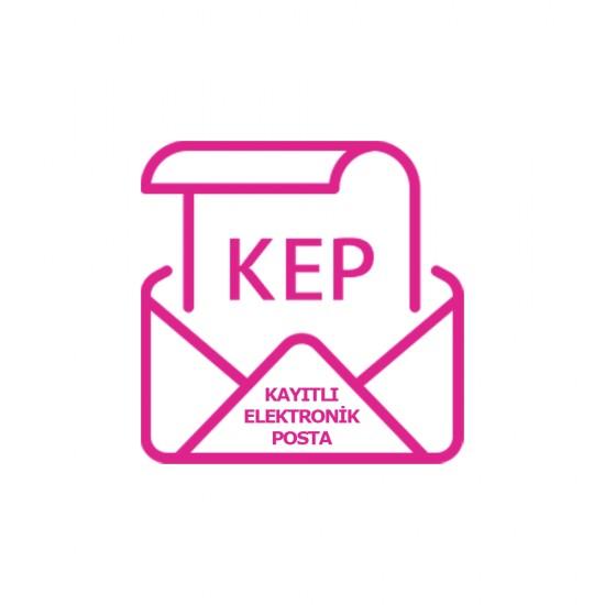 Kayıtlı Elektronik Posta (KEP) 3 YIL + 50 Kontör