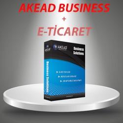 Akead Business - E-Ticaret Paketi