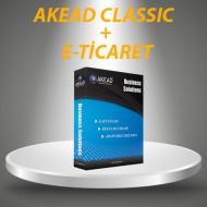 Akead Classic - E-Ticaret Paketi