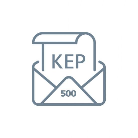 Kep 500 Gönderi